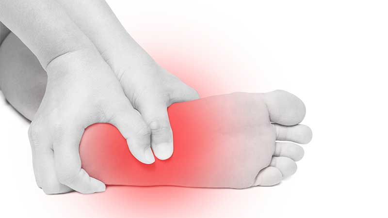 Plantar Fasciitis Treatment in Redding